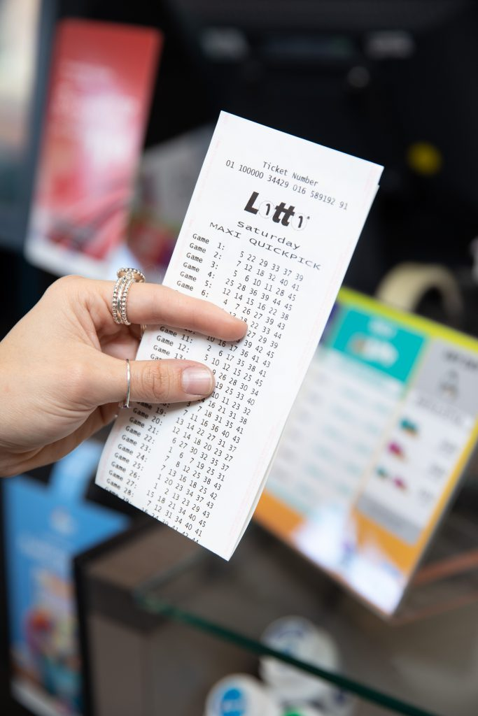 Lotto Nsw Saturday
