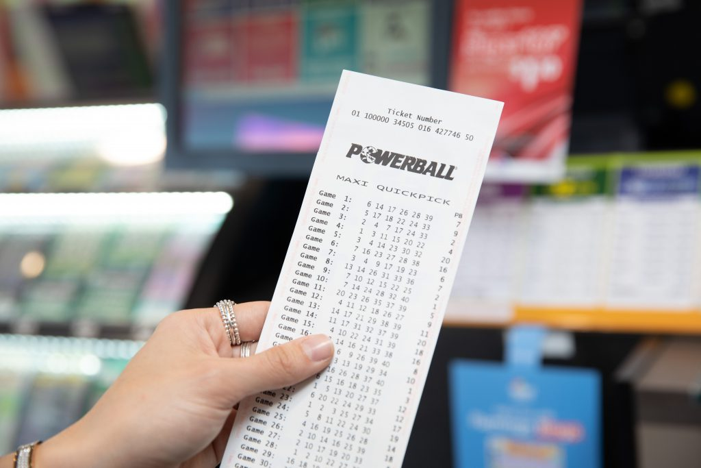Brisbane man first to claim $150 million Powerball win