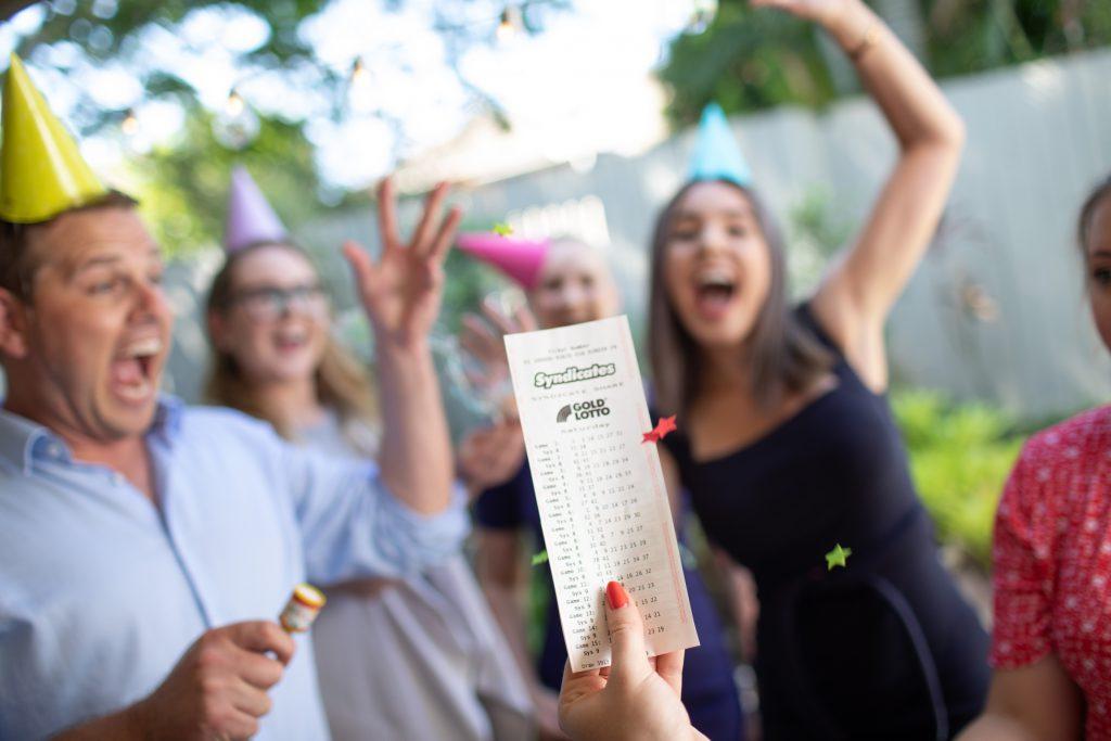 Saturday Lotto Syndicate